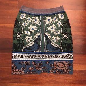 Moth Sweater Skirt